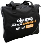 Okuma Match Carbonite Net Bag Single