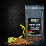 Method Pellet Feeder Bait Royal Rak 4mm 800g