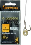 Browning Feeder Method Przypon z gumką nr14
