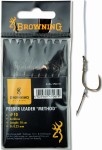 Browning Feeder Method Przypon z igłą nr12