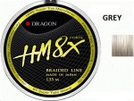 Plecionka DRAGON HM8X Forte 135m 0.12mm