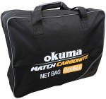 Okuma Match Carbonite Net Bag Double