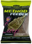 Zanęta Lorpio Method Feeder Black Halibut & Hemp 700