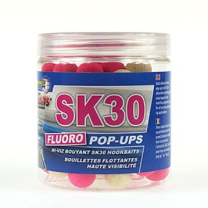 Kulki proteinowe SK30 fluo Pop Up 20mm 80g Starbait