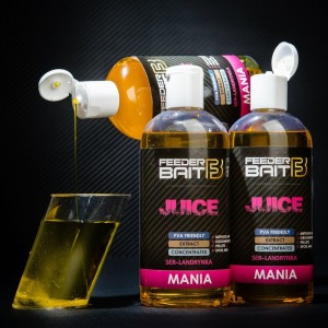 Juice Feeder Bait Mania 250ml Ser - Landrynka