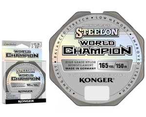 Żyłka Konger Steelon World Champion FC 0,14mm/150m