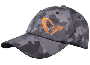 Czapka Savage Gear Black Savage Camo Flexfit Cap