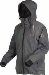 Kurtka techniczna Savage Gear - Black Savage Jacket Grey roz. XL