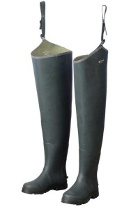 Wodery Spodniobuty Ron Thompson Rubber Hip Deluxe Wader roz. 43