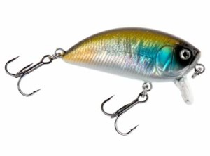 Wobler Dam Effzett Pro-Lite Shallow Crank 40mm Dirty Shiner