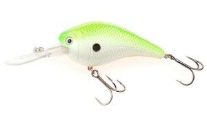 Wobler Dam Effzett Deep Scout 70mm Lemon