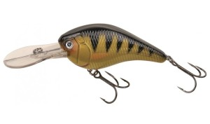 Wobler Dam Effzett Deep Scout 70mm Perch