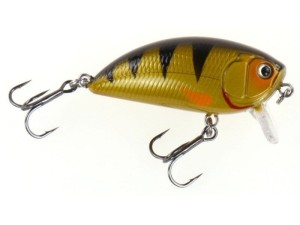 Wobler Dam Effzett Pro-Lite Shallow Crank 40mm Perch