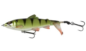 Wobler Sawage Gear Smash Tail Minnow 17cm 72g Perch