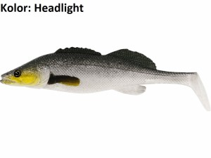ZanderTeez ShadTail 12cm 21g  Headlight