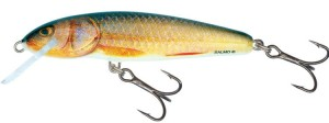 Wobler Salmo MINNOW- Real Roach- 5cm/5g sinking