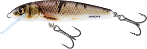 Wobler Salmo MINNOW- Wounded Dace- 5cm/5g sinking