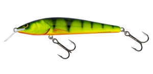 Wobler Salmo Sting 6SP- Hot Perch- 6cm/4g