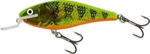 Wobler Salmo Executor- Gold Fluo Perch- 5cm/5g- Diving Depth