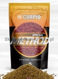 Pellet method 4mm dzika róża 700g Carpio