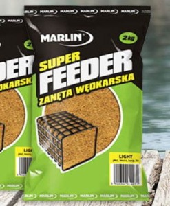 Zanęta Marlin feeder light 2kg