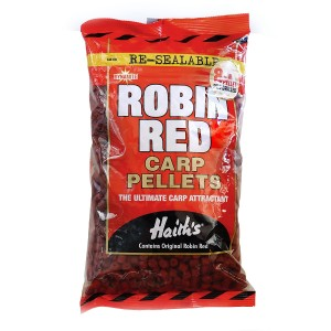 Dynamite Baits Robin Red Carp Pellets 2mm 900g