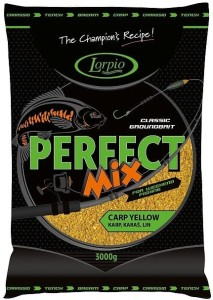 Zanęta Lorpio Perfect Mix Carp Yellow 3kg
