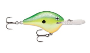 Rapala  DT Dives-To Series 7cm DTMSS20 RTA