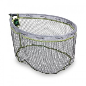 P Matrix Carp 6Mm Rubber Landing Net 50X40Cm (Gln046)