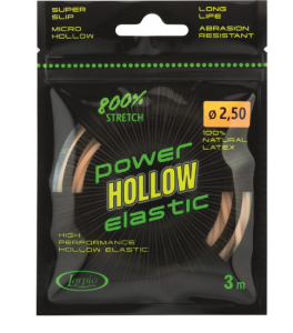 Amortyzator pusty Lorpio Power Hollow Elastic  Ø 2,50mm 3m