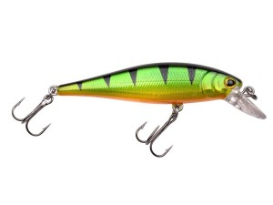 Wobler SPRO Powercatcher Minnow Gloss Perch UV 8cm SF