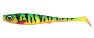 Guma SPRO Iris Pop-Eye Softlure Firetiger 14cm