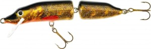 Jaxon Wobler pływający Holo Select Fat Pike 2-sec UV 10cm VU-PH10FBM
