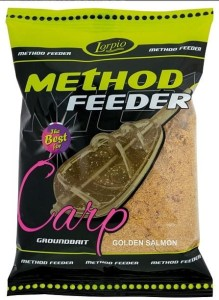 Zanęta Lorpio Method Feeder Golden Salmon 700g