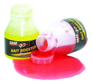 Starbaits Dip Squid & Octopus Grab & Go Bait Booster 200ml