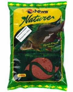 NATURE 1KG METHOD FEEDER Truskawka Krem