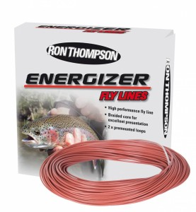 Linka muchowa tonąca Ron Thompson Energizer Fly Line Sink WF #6
