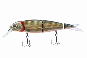 Wobler Savage Gear 4play Herring Lowrider 19cm 51g Dirty Roach
