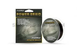 Plecionka sumowa Fiume Power Braid 300m 0,50mm 62kg