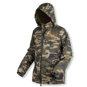 KURTKA Prologic BANK BOUND 3-Season Camo L