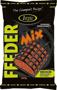 Zanęta Lorpio Feeder Mix Medium 2kg
