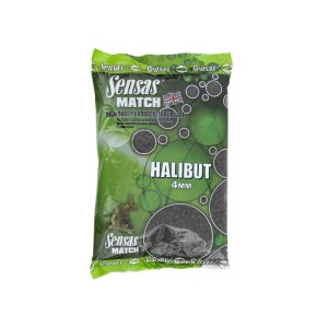 PELLETS MARINE HALIBUT 6MM 750G