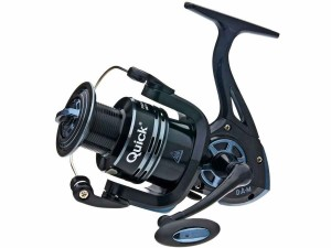 Kołowrotek DAM Quick fighter Pro metal 350 FD 2+1bb
