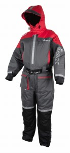 Kombinezon pływający IMAX OCEAN FLOATATION SUIT GREY/RED M