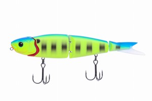 Wobler Savage Gear 4play Herring Swim&Jerk 19cm 52g Chart Blue Tiger