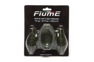 Koszyk Spike Method Feeder Set (40+40gr+Forma) FIUME