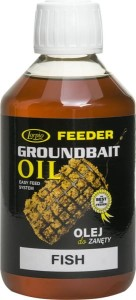 Dodatek Lorpio Feeder groundbait oil fish 500ml