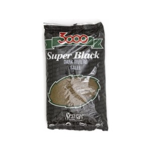 Zanęta Sensas 3000 Dark River Salee 1KG