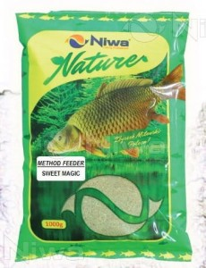 Zanęta NIWA Nature 1KG Method Feeder Sweet Magic