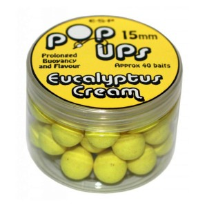 Kulki Proteinowe Pop-Up Eucalyptus Cream 15mm